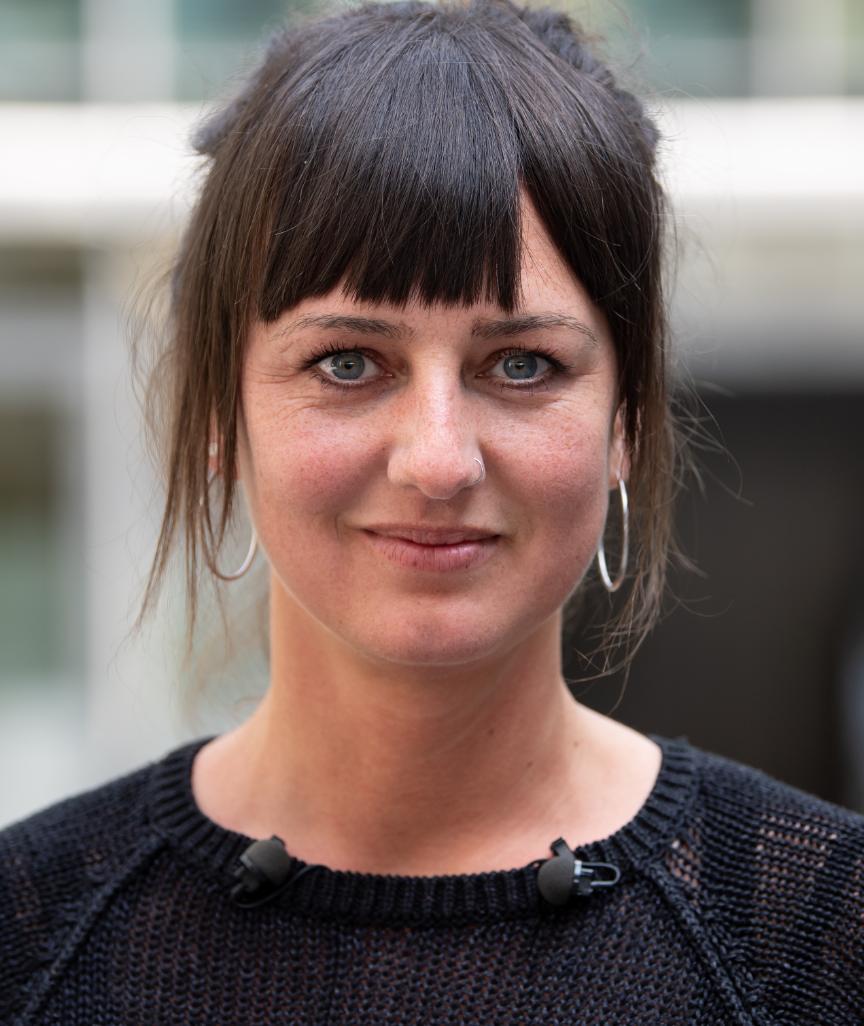 BILD: IHR VERGEWALTIGER WURDE NICHT VERURTEILT – Jetzt zieht Nina Fuchs vor das Bundesverfassungsgericht