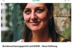 gofundme – Bundesverfassungsgericht und EGMR – Neue Hoffnung